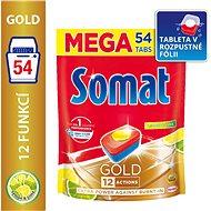 SOMAT Gold Lemon & Lime 54 ks - Tablety do umývačky