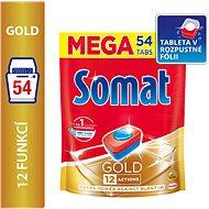 SOMAT Gold Tablety 54 ks - Tablety do umývačky