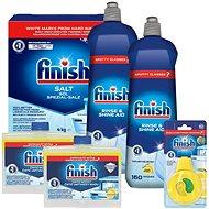 FINISH to najlepšie pre vašu umývačku - Súprava drogérie