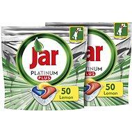 JAR Platinum Plus Yellow 100 ks - Tablety do umývačky