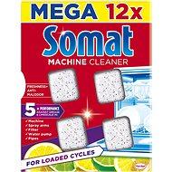 SOMAT Čistič umývačky (12 ks) - Čistič umývačky riadu