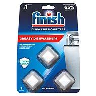 FINISH Kapsuly na čistenie umývačky 3 ks - Čistič umývačky riadu