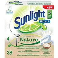 SUNLIGHT AiO Nature (38 ks) - Ekologické tablety do umývačky