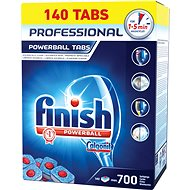FINISH Professional 125+15 ks - Tablety do umývačky