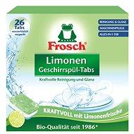 FROSCH EKO All in One Citrón (26 ks) - Ekologické tablety do umývačky