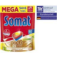 SOMAT Gold Lemon & Lime (60 ks) - Tablety do umývačky