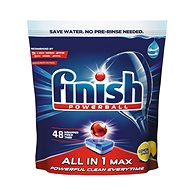 FINISH All in 1 Max Lemon 48 ks - Tablety do umývačky