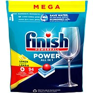 FINISH All in 1 Max Lemon 94 ks - Tablety do umývačky
