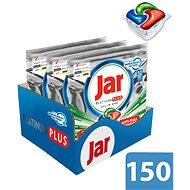 JAR Platinum Plus Quickwash Action 3× 50 ks - Tablety do umývačky
