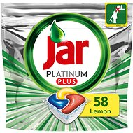 JAR Platinum Plus Yellow 58 ks - Tablety do umývačky