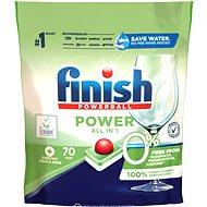 FINISH 0 % Tablety do umývačky 70 ks - Ekologické tablety do umývačky