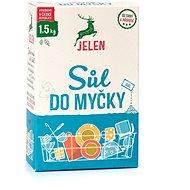 JELEN soľ do umývačky 1,5 kg - Eko soľ do umývačky