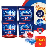 FINISH All-in-1 Max 240 ks
