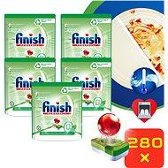 FINISH Powerball 0 % 280 ks - Ekologické tablety do umývačky