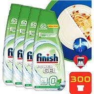FINISH 0 % Gel do myčky 5 × 900 ml - Eko gél do umývačky