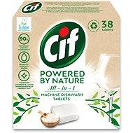 CIF All in 1 Nature Tablety do umývačky 38 ks - Ekologické tablety do umývačky