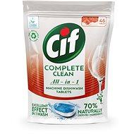 CIF All in 1 Regular 70 % Naturally 46 ks - Ekologické tablety do umývačky