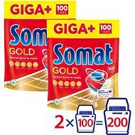 SOMAT Gold 200 Tablets - Dishwasher Tablets