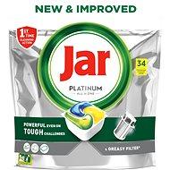 JAR Platinum Lemon 34 ks - Tablety do umývačky
