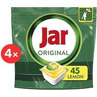 JAR Original Lemon 4 × 45 pcs - Dishwasher Tablets