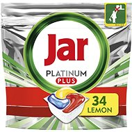JAR Platinum Plus Quickwash 34 ks - Tablety do umývačky