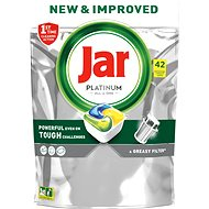 JAR Platinum Lemon 42 ks - Tablety do umývačky