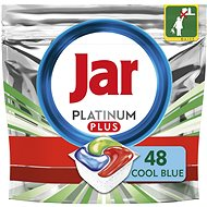 JAR Platinum Plus Cool Blue 48 ks - Tablety do umývačky