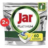 JAR Platinum Lemon 120 pcs - Dishwasher Tablets