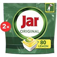 JAR Original Lemon 160 pcs - Dishwasher Tablets