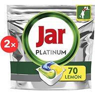 JAR Platinum Lemon 140 pcs - Dishwasher Tablets