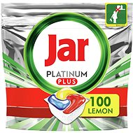 JAR Platinum Plus, Lemon, 100 ks - Tablety do umývačky