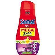 SOMAT Gel All-in-1 Lemon 2 × 790ml (88 doses) - Dishwasher Gel