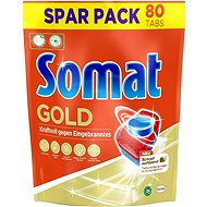 SOMAT Tabs Gold 80 pcs - Dishwasher Tablets