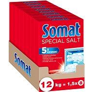 Soľ do umývačky SOMAT Soľ 12 kg