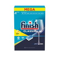 FINISH Classic Lemon Sparkle 110 pcs - Dishwasher Tablets