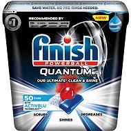 FINISH Quantum Ultimate 50 pcs - Dishwasher Tablets