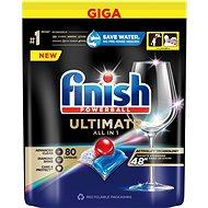 FINISH Quantum Ultimate 80 pcs - Dishwasher Tablets