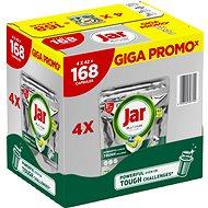 JAR Platinum Lemon GIGA PACK 168 ks - Tablety do umývačky