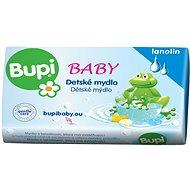 BUPI Baby Detské mydlo s lanolínom 100 g - Tuhé mydlo