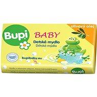 BUPI Baby Detské mydlo s olivovým olejom 100 g - Detské mydlo