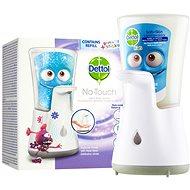 DETTOL Kids Bezdotykový dávkovač mydla Dobrodruh 250 ml - Automatický dávkovač