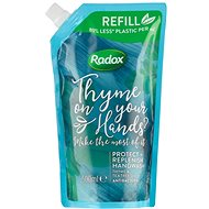 RADOX Anti-bacterial Handwash Feel Hygienic & Replenishing náplň 500 ml - Tekuté mydlo