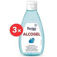 PERRIGO Alcogel Hand Cleanser 3 × 200 ml