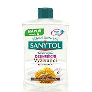 SANYTOL Dezinfekčné mydlo vyživujúce, náhradná náplň 500 ml