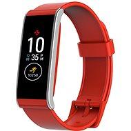 MyKronoz ZeFit4 Red/Silver - Smart hodinky
