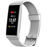 MyKronoz ZeFit4 HR White/Silver - Smart hodinky