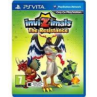 PS Vita - Invizimals: Resistance - Hra pre konzolu