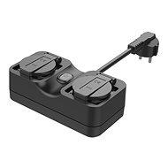 Meross Smart WiFi Outdoor Plug 2 AC Ports Apple HomeKit edition - Smart Socket