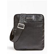 GUESS Vezzola 4g Logo Mini Crossbody Bag - Black - Taška