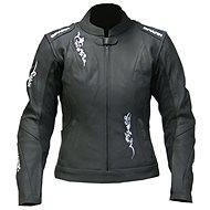 Spark Jane, čierna 3XL - Bunda na motorku